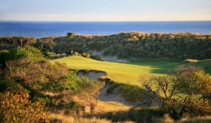 The Dunes golf course - hole