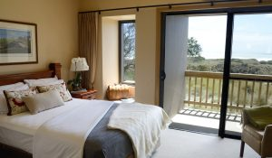 Lost Farm Lodge bedroom