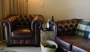 Lost Farm Lodge lounge